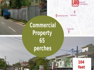 Safetynet Pvt Ltd - Commercial property for sale in Negombo 65 Perches