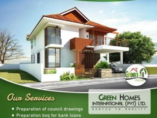 Green Home - House Planning & Designing