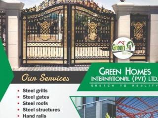 Green Home - Welding Workers