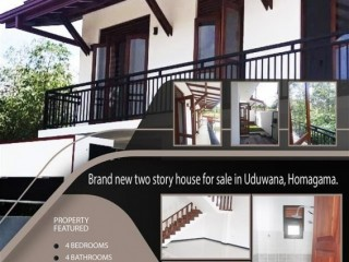 House for sale - Own your dream house in Homagama