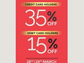 Nils Store-ENJOY 35% OFF FOR DFCC CREDIT CARDS AT NILS STORE!
