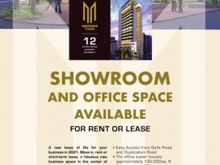 Showroom Space in Colombo 03