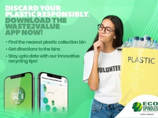 Looking for a responsible way to get rid of your plastic? Look no further than Waste2Value.
