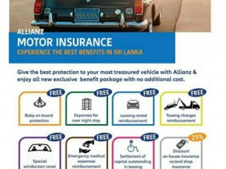 Allianz Motor Insurance-Getting the best Insurance to protect your vehicle