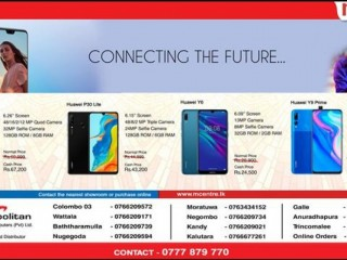 Metropolitan Mcentre - Huawei Phones at a VERY SPECIAL PRICE