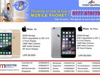 Metropolitan Mcentre - Apple Iphones at a Discounted Price