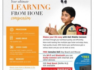 DELL VOSTRO - Learning from Home