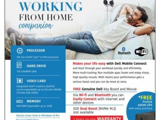 DELL VOSTRO - Working from Home