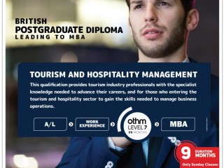 ICBT Colombo Campus - Attain British PG Diploma in Tourism & Hospitality at ICBT Campus