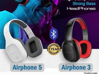 SALA Enterprises - High clarity with Strong Bass - SonicGear Headphones