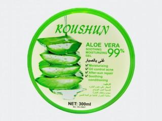 Aloe Vera Soothing Moisturizing Gel Green
