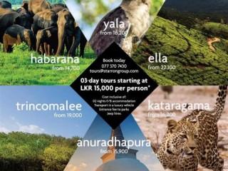 Discover & Explore Sri Lanka -Starron Tours