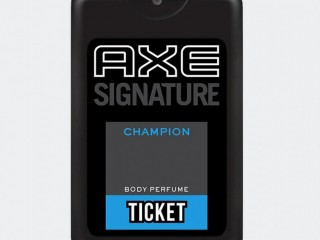 Axe Signature Ticket Body Perfume