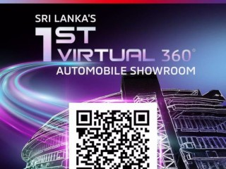 MITSUBISHI MOTORS - Scan the code or click on the image to Enter Sri Lanka's 1st ever Virtual 360 Vehicle showroom