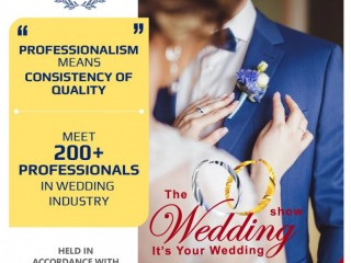 Asia Exhibition and Conventions - MOST PRESTIGIOUS WEDDING EXHIBITION OF THE YEAR - AUGUST 21,22,23 AUGUST 2020