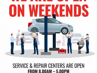 Pitstop Workshops Are Now Open On Weekends!