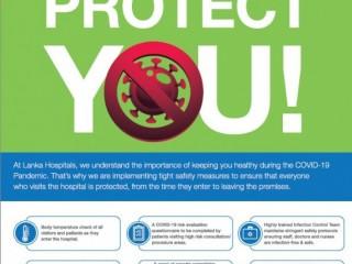 Lanka Hospitals - WE WILL TAKE EVERY STEP TO PROTECT YOU – LANKA HOSPITALS