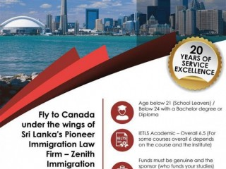 Zenith Immigration Lawyers - Achieve Academic Excellence in ANY UNIVERSITY in CANADA with Zenith Immigration Lawyers