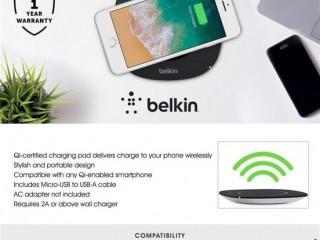 SALA Enterprises - Belkin BOOST UP Qi - Wireless Charging Pad