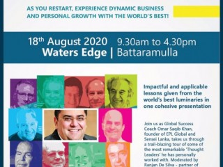Universal College Lanka - Inspired Success 2020 – Early Bird Offer