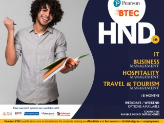 ESOFT Metro Campus - Obtain your HND from Sri Lanka's No.1 Pearson Partner