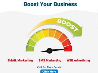 Email Marketing | SMS Marketing | WhatsApp Marketing